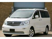 Toyota Alphard MZ G Edition top of the range Full leather heated seats 3.0 V6 !!