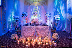 Wedding decor find or advertise wedding services in ontario the wedding floristvisit our wedding showroom best quality junglespirit Choice Image