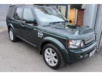 Land Rover Discovery 4 SDV6 XS
