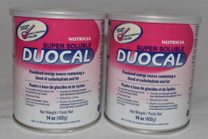 Super Soluble Duocal – Nutricia (3 cans)