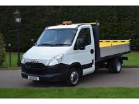 Iveco Daily tipper 3500kg Double rear wheel