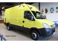 2009 - 59 - IVECO DAILY 65C18 3.0D LWB INCIDENT SUPPORT UNIT VAN (GUIDE PRICE)