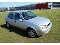 2001 Ford Fiesta 1.6 i 16v Ghia 5dr