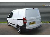 2014 Ford Transit Courier 1.6 TDCi Trend Panel Van 4dr Diesel white Manual