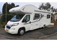 Elddis Autoquest 180 - 6 Berth Family Motorhome with Large Rear Lounge for Sale