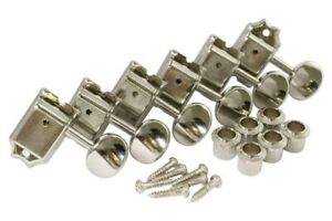 Guitar Tuning Machines. Grovers and Gotoh.
