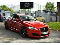 2013 Jaguar XF 3.0 D V6 S PORTFOLIO 4d 275 BHP Saloon Diesel Automatic