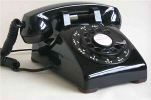1950'S NORTHERN ELECTRIC 500  DIAL TELEPHONE