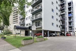 ONLY $124K Downtown 2 Bed Concrete Condo w/ Parking! WOW