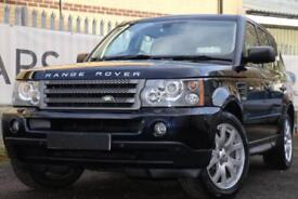 Land Rover Range Rover Sport 2.7TD V6 auto 2009 HSE BARGAIN PRICED TO SELL!!