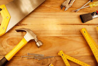 Experienced Handyman- Burlington Area