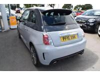 2016 Abarth 500 1.4 T-Jet Turismo 3dr Petrol grey Manual