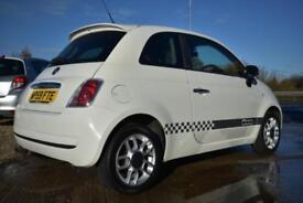BAD CREDIT CAR FINANCE AVAILABLE 2009 59 Fiat 500 1.3 MultiJet SPORT