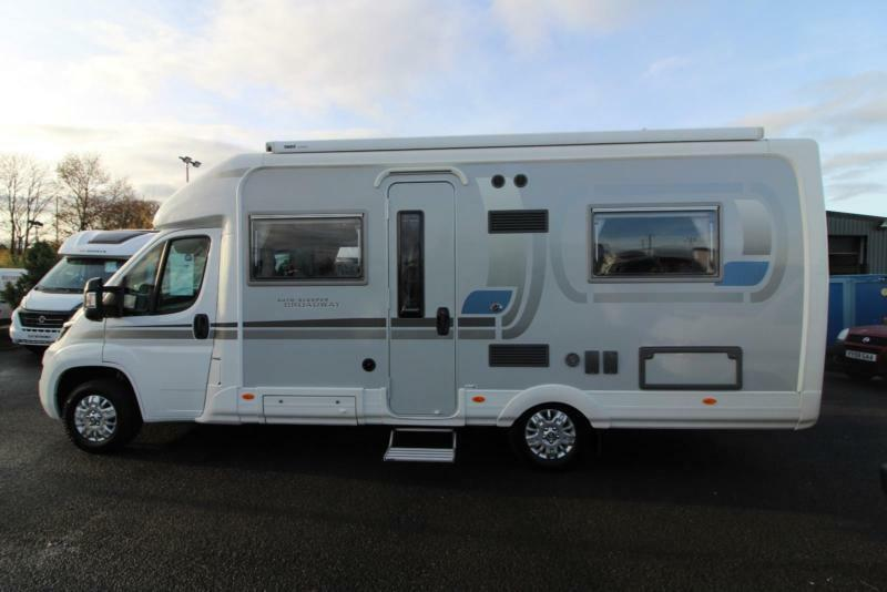 Autosleeper Broadway FB 4 Berth Motorhome for sale