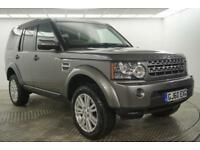 2010 Land Rover Discovery 4 TDV6 HSE Diesel grey Automatic