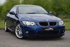 BMW 320 2.0TD ( 184bhp ) Auto 2010.5MY d M Sport