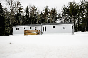 Only 10 minutes from CFB Gagetown. Why Pay Rent??