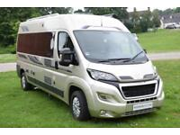 Auto Sleeper Warwick Duo for Sale Premium Pack Winter Pack Towbar Air Suspension