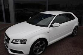Audi A3 TDI S LINE BLACK EDITION
