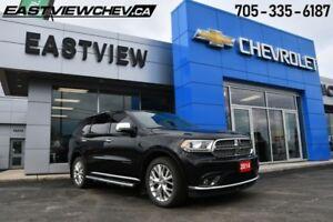2014 Dodge Durango Citadel  - Sunroof -  Leather Seats - $229.49