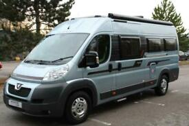 Autocruise Forte 4 berth 4 seatbelt campervan for sale