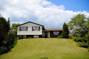 Spacious 4 Bedroom home with Detached Garage!