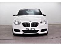 2014 BMW 5 Series 520D M SPORT GRAN TURISMO Diesel white Automatic