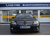 GOOD FINANCE AVAILABLE Mercedes-Benz C220 2.1CDI Blue F auto Sport