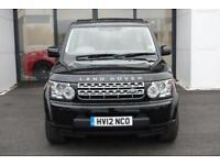 2012 Land Rover Discovery 4 3.0 SD V6 GS 4x4 5dr