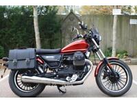 MOTO GUZZI V9 ROAMER E4 (17MY) 850 CUSTOM CRUISER MOTO CORSA V9 DEALER SPECIAL
