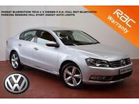2011 Volkswagen Passat 2.0TDI 140BHP BlueMotion Tech SE-FULL SERVICE HISTORY-