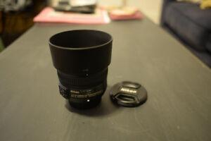 *Mint* Nikon AF-S 50mm f/1.8G FX Lens