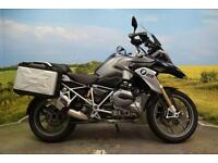 BMW R1200GS **LED Headlight, ABS, Cruise Control, Panniers**