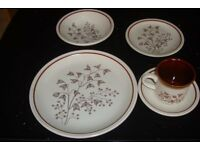 Ideal Crockery for Students or Holiday lets