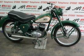 1956 BSA Bantam 150cc