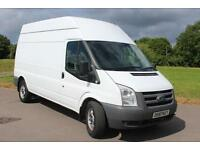 Ford Transit 2.2TDCi Duratorq ( 115PS ) 350L High Roof Van 350 LWB £7495+ VAT