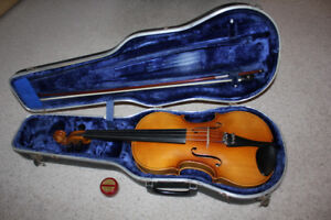 European-Built 16 Inch  Violin VIOLA (26 Inches Overall)