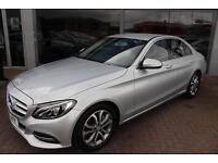 Mercedes C220 BLUETEC SPORT. VAT QUALIFYING