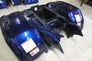 Bleu Aile Arrière Yamaha Grizzly 660