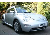 Volkswagen **BEETLE** 1.6 2005 55 (79k Miles) **TRADE CLEARANCE**