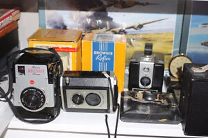 Antique / Vintage Cameras FILM TYPE