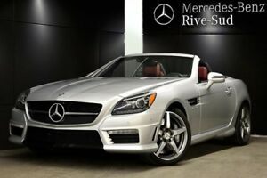 2015 Mercedes-Benz SLK55 AMG Roadster
