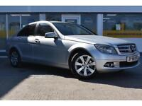 2008 08 MERCEDES C220 2.1TD AUTO CDI GOOD AND BAD CREDIT CAR FINANCE AVAILABLE