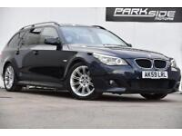 2009 BMW 5 Series 2.0 520d M Sport Business Edition Touring 5dr