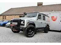 2013 Land Rover Defender 110 XS Utility Wagon 2.2TD ( 122 bhp ) SUV Diesel Manua