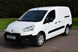 Peugeot Partner Crew Van 1.6 hdi 90 bhp