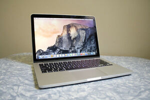 "13"" Macbook Pro Retina display"
