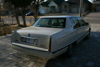 1995 Cadillac Deville -- Reduced Price