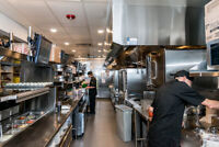 Experienced Line Cooks/Prep Cooks/Dishwashers