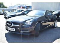 2014 Mercedes-Benz SLK 2.1 SLK250 CDI BlueEFFICIENCY AMG Sport 7G-Tronic